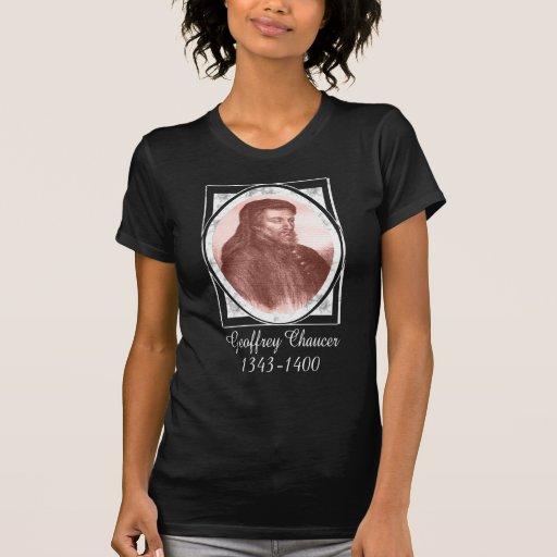 Geoffrey Chaucer Camisetas