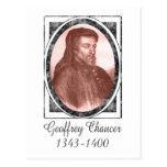 Geoffrey Chaucer Postal