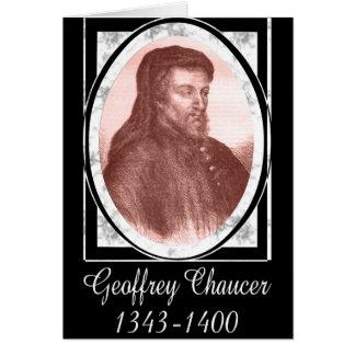 Geoffrey Chaucer Tarjeton
