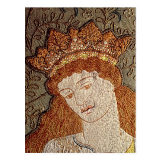 Geoffrey Chaucer's 'Legend of Good Women' Postcard