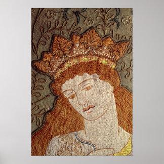 Geoffrey Chaucer's 'Legend of Good Women' Poster