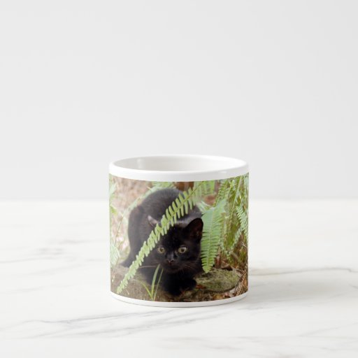 geoffroy-cat-011 6 oz ceramic espresso cup