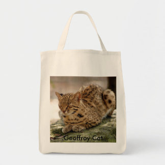 Geoffroy Cat-023, Geoffroy Cat Tote Bag