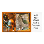 Geoffroy Cat-c-23 copy Customized Photo Card
