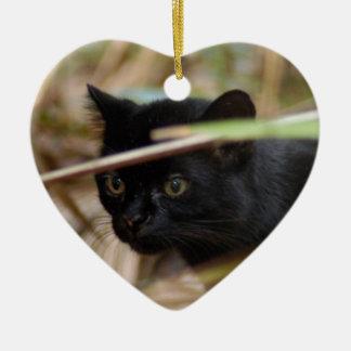 Geoffroy Cat Christmas Ornament