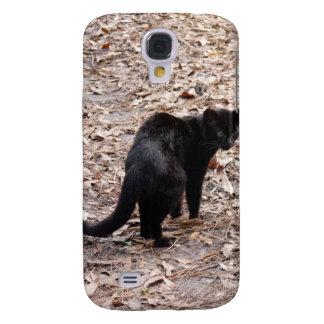 Geoffroy Cat i Samsung Galaxy S4 Case