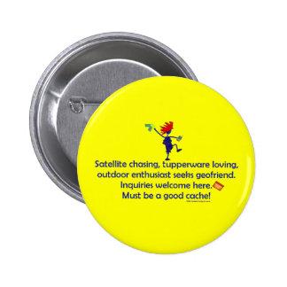 GeoFriend Wanted Button