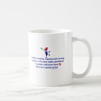 GeoFriend Wanted Coffee Mug