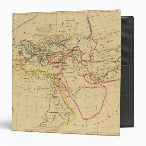 """Geografía de Herodotus Carpeta 1 1/2"""""""