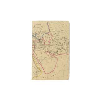 Geografía de Herodotus Funda Para Libreta Y Libreta Pequeña Moleskine