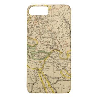 Geografía de las Edades Medias Funda iPhone 7 Plus