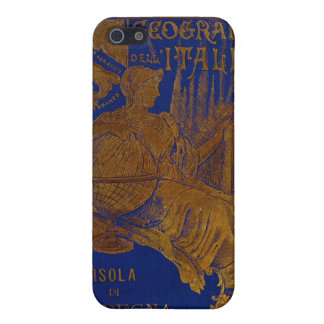 Geografia Dell' Italia Sardinia Case For iPhone SE/5/5s