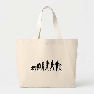 Geographers Geography Geology Mens Work Large Tote Bag