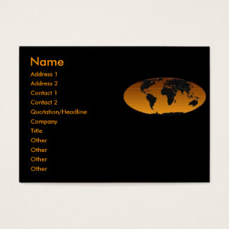 Geographic Profile Card