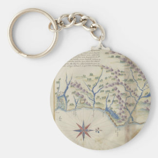 Geographica demonstration of the Espirito Santo Keychain