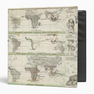 Geographical Distribution Binder