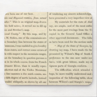 Geographical Memoir continued 2 Mouse Pad