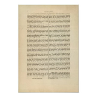 Geographical Memoir continued 3 Poster
