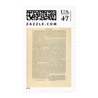Geographical Memoir continued 3 Stamp