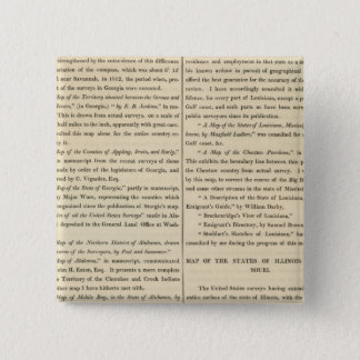 Geographical Memoir continued Button