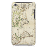 Geographical spread of the human race iPod Case-Mate case