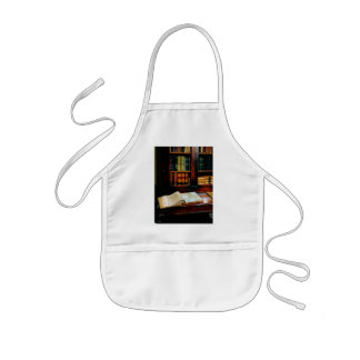 Geography Book Kids' Apron