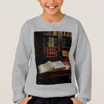 Geography Book Sweatshirt