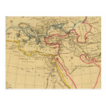 Geography of Herodotus Postcard