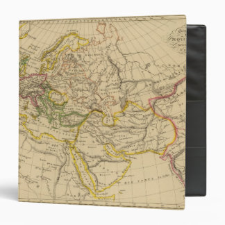 Geography of the Middle Ages 3 Ring Binder