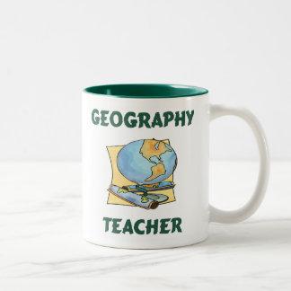 Geography Teacher Mug