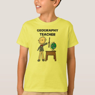 Geography Teacher T-Shirt