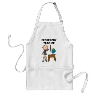GEOGRAPHY TEACHER Tshirts and Gifts Aprons