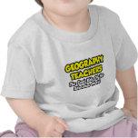 Geography Teachers...Cool Kids of Edu World Tee Shirts