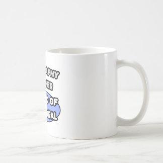 Geography Teachers...Kind of a Big Deal Coffee Mug