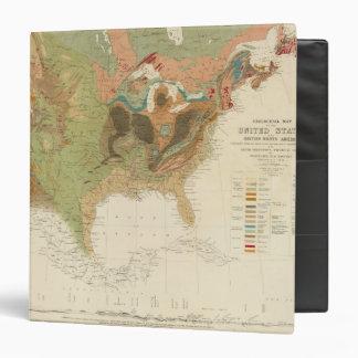 Geol map US Binder