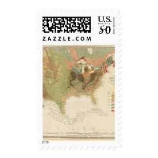 Geol map US Postage