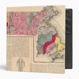 Geol Massachusetts Binder