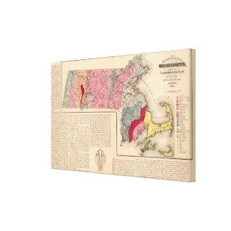 Geol Massachusetts Canvas Print