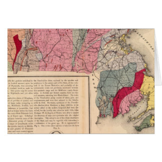 Geol Massachusetts Card