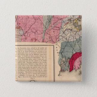 Geol Massachusetts Pinback Button