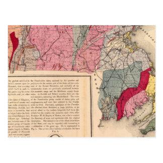 Geol Massachusetts Postcard
