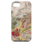 Geología de Europa iPhone 5 Carcasa