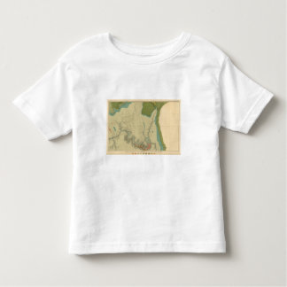 Geologic Map Showing The Kanab Shirt