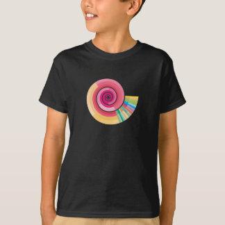 Geologic timescale spiral T-Shirt