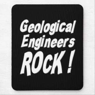 Geological Engineers Rock! Mousepad
