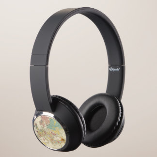 Geological map Europe Headphones