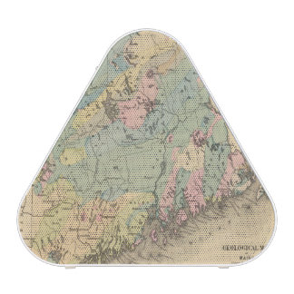 Geological map of Maine Speaker