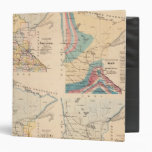 Geological map of Minnesota by NH Winchell Binders
