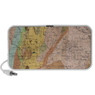 Geological Map of New Hampshire 2 Mp3 Speaker