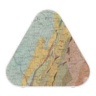 Geological Map of New Hampshire 2 Speaker